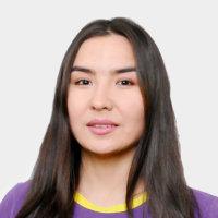 Индира Исмаилова