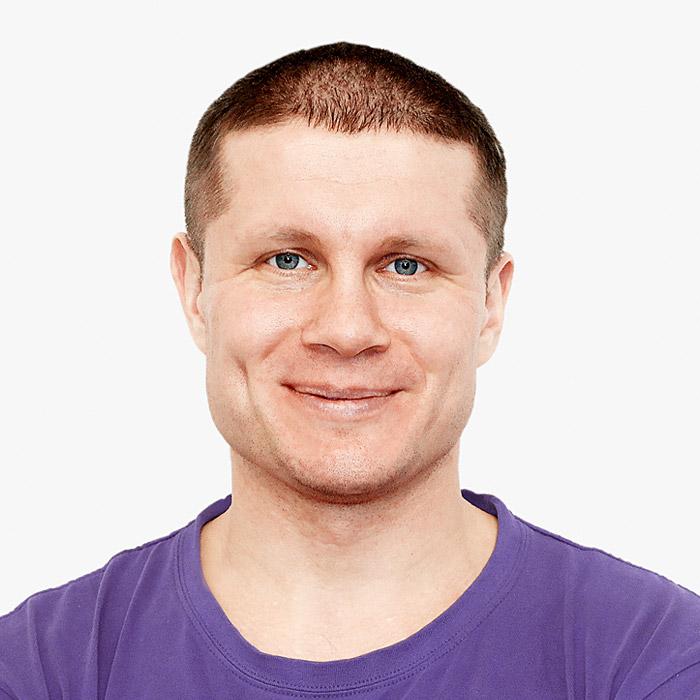 Петр Байкин